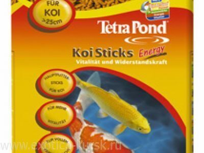 TetraPond KoilSticks Energy 4л. Цена 1065р