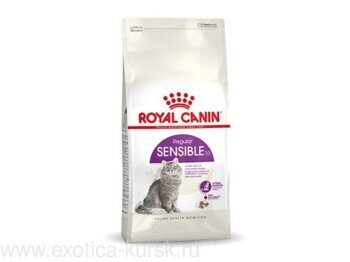 Royal Canin  sensible 400 гр