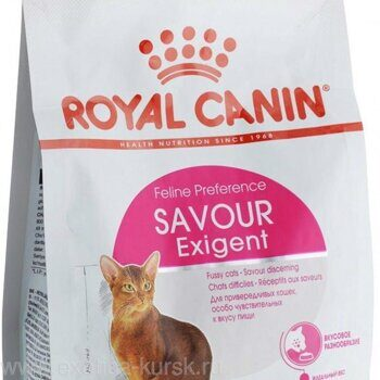Royal Canin savour exigent  2 кг