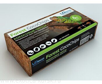 UDeco Forest CocoChips 6L