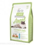 Brit Care Cat Angel Delighted Senior д/пожилых кошек 7кг