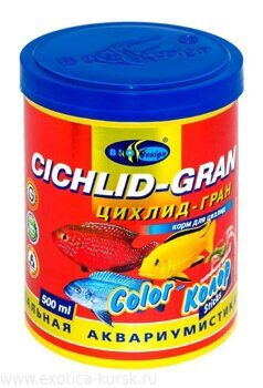 Биодизайн Сichlid-gran color 500 ml